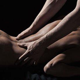 Massage naturiste californien relaxant